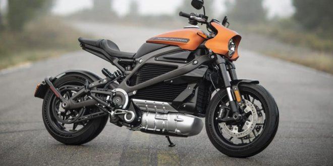 Live Wire : la première moto électrique de Harley Davidson